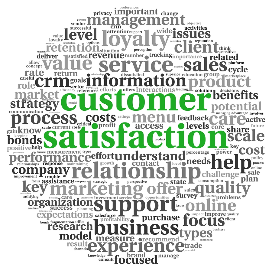 customer satisfaction in marketing These influences on consumer behavior cause customer satisfaction to reduce marketing costs (reichheld and sasser, 1990), warranty costs (garvin, 1988), and the business risk (fornell et al, 2006) loyalty and customer satisfaction the concept of customer loyalty is divided into two parts.